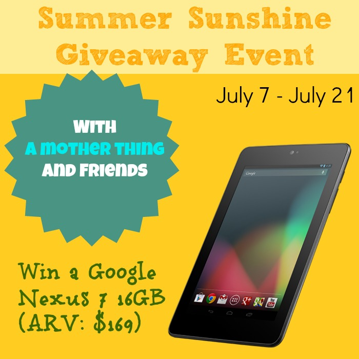 win a google nexus 7 16gb giveaway