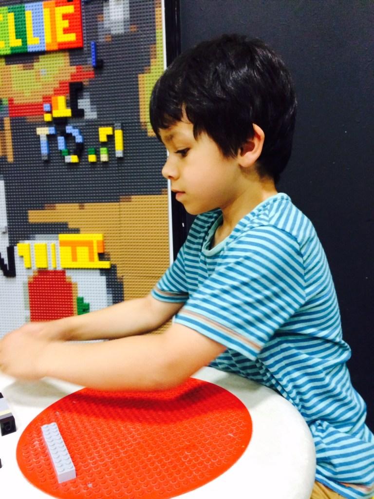 bluestone lego play area