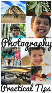 Practical tips and tricks to help with your photography, whether photographing children, taking photos for your blog, or just in daily life! Shared on intheplayroom.co.uk