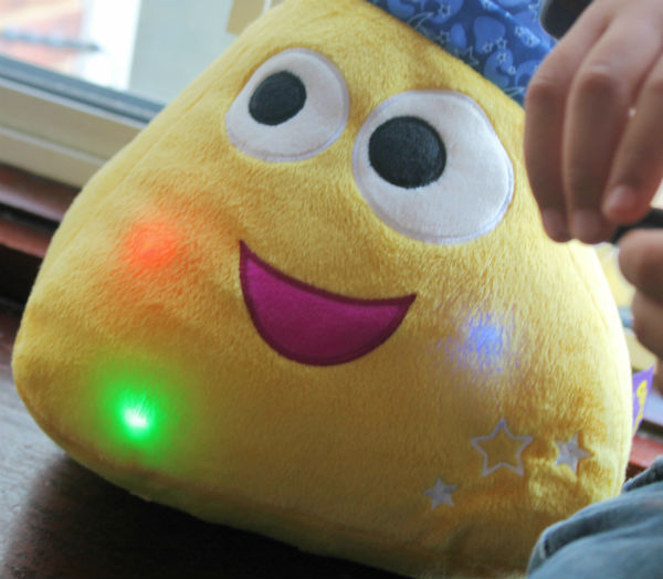 CBeebies Sweet Dreams with Squidge lighting up