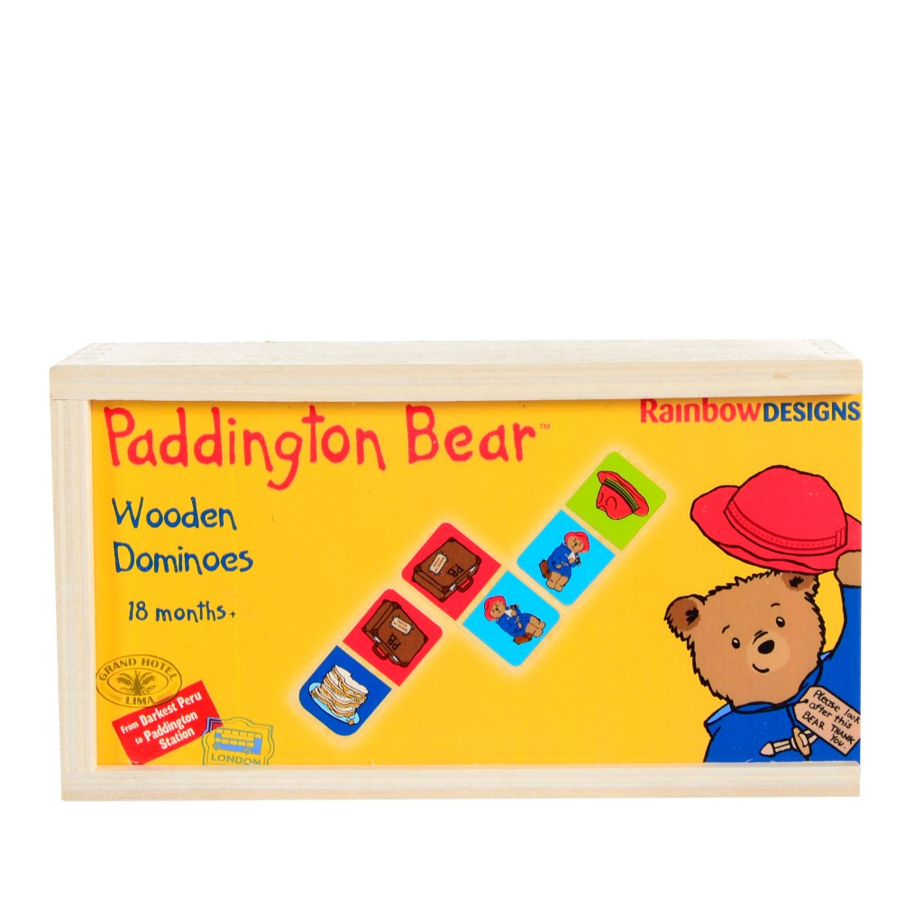 Paddington Dominoes (£9.99)