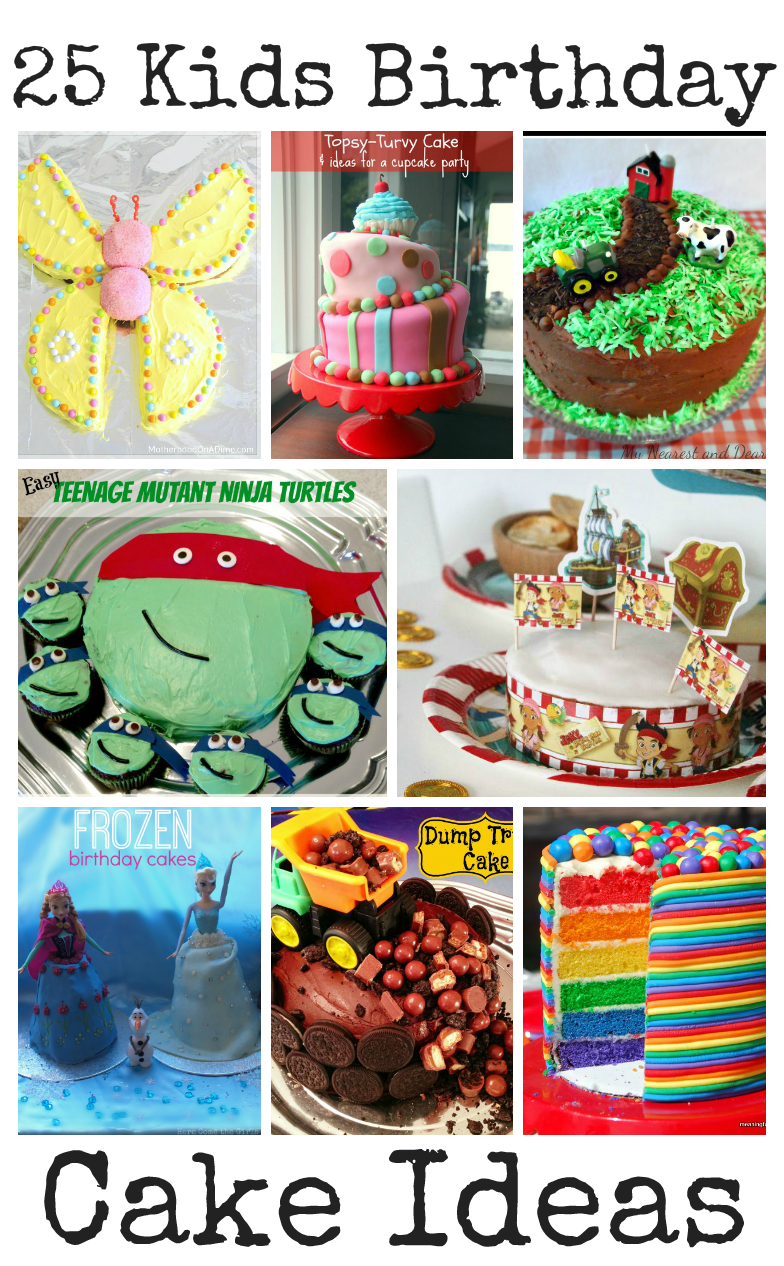 Astounding 25 Awesome Kids Birthday Cake Ideas In The Playroom Funny Birthday Cards Online Overcheapnameinfo