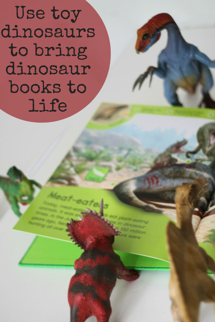 Games To Play With Toy Dinosaurs In The Playroom