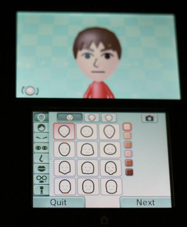 nintendo ds mii maker