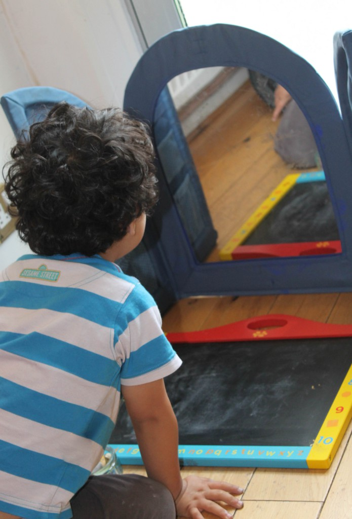 developing body awareness and self esteem working with mirrors and self portraits