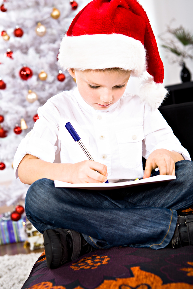 Enter to win bikes, scooters and skateboards in the Letters to Santa competition