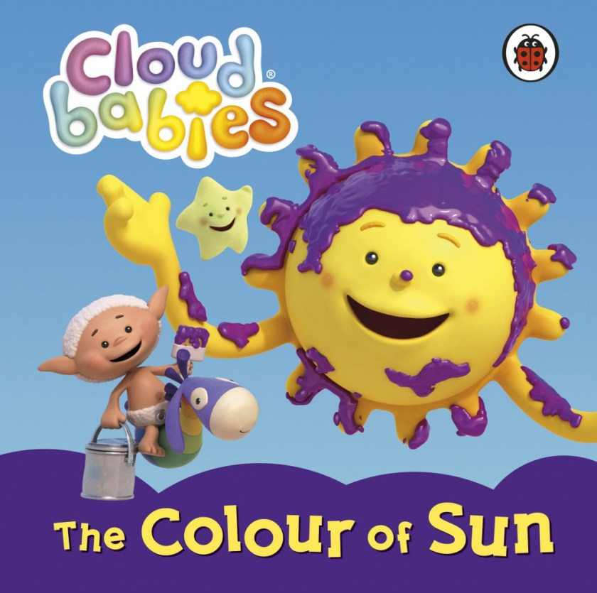 Cloudbabies the colour of the sun book