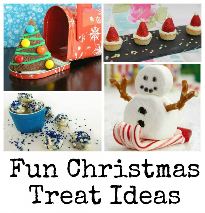 Cute and fun christmas treat ideas