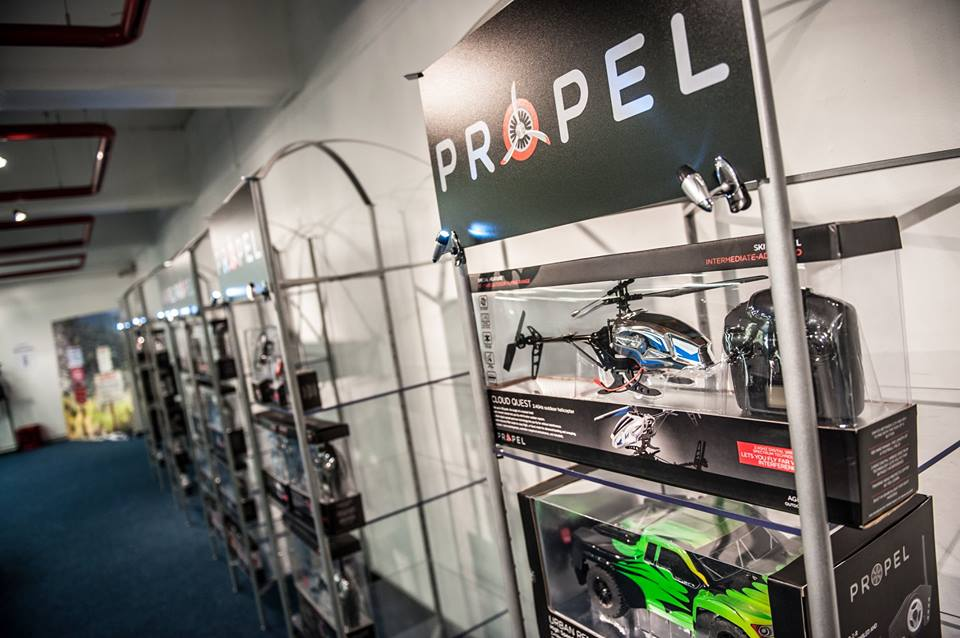 propel remote control helicopters
