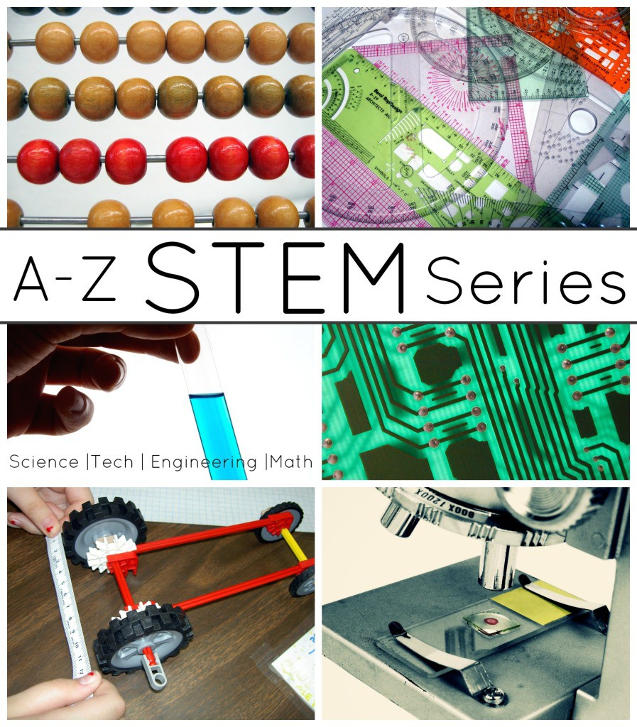 A-Z STEM Series for Kids. STEM Activities for Kids, What Is STEM?
