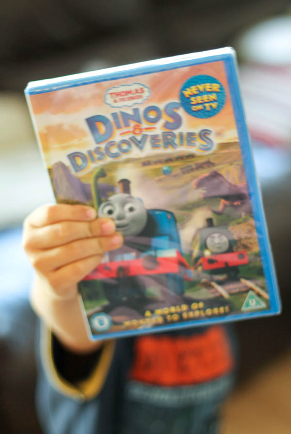 Thomas & Friends Dinos & Discoveries