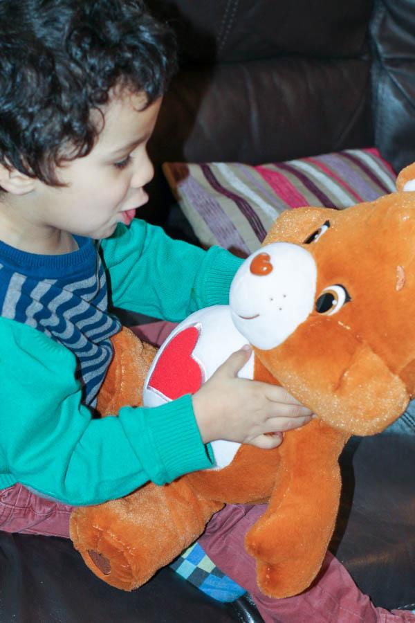 plush tenderheart care bear toy