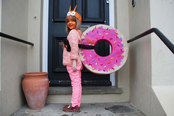 Norman the snail world book day costume idea