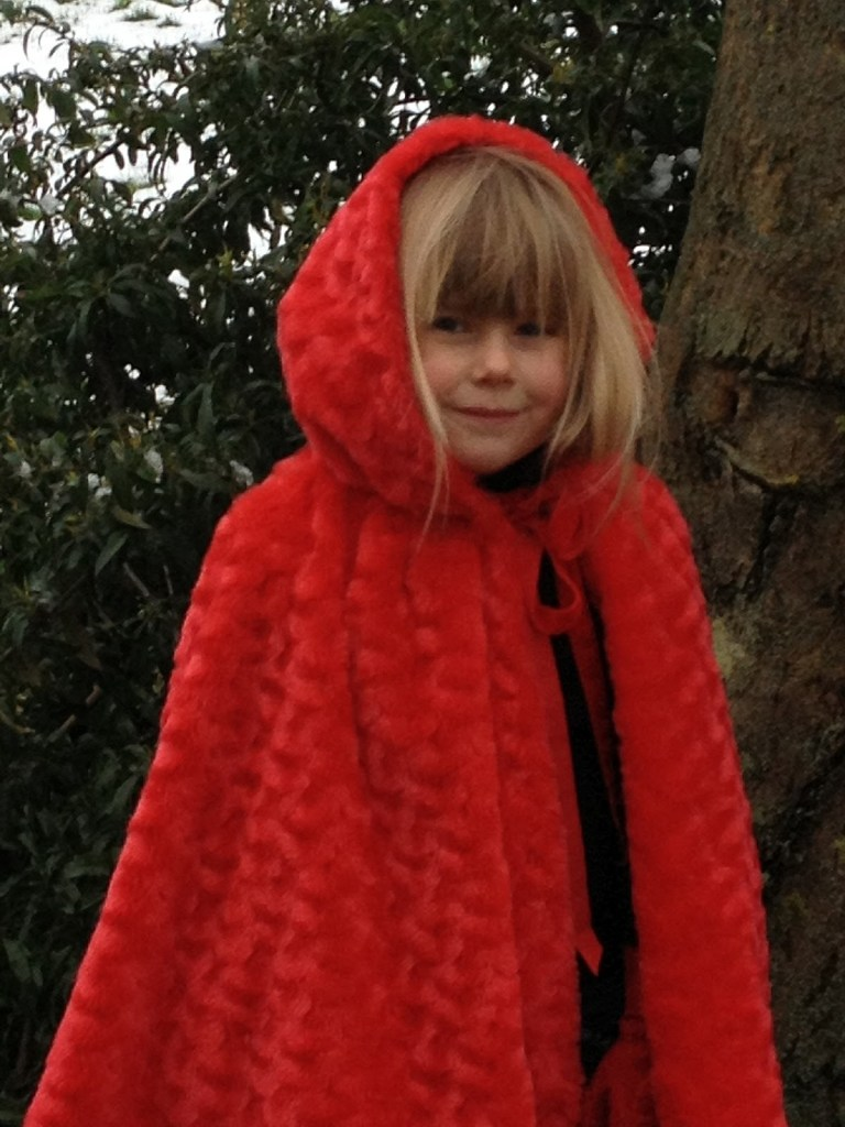 Little Red Riding Hood World Book Day Costume Idea