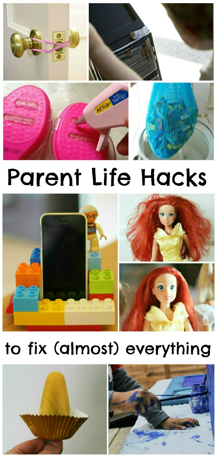 Parenting Hacks To Childproof Almost Everything In The
