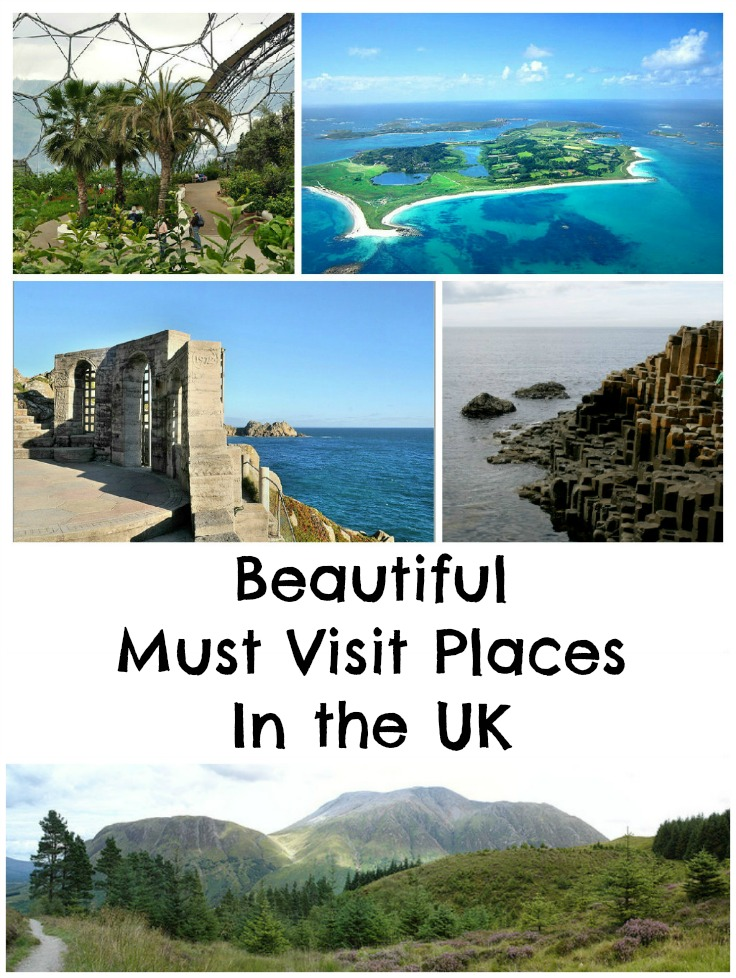 Beautiful must visit places in the UK