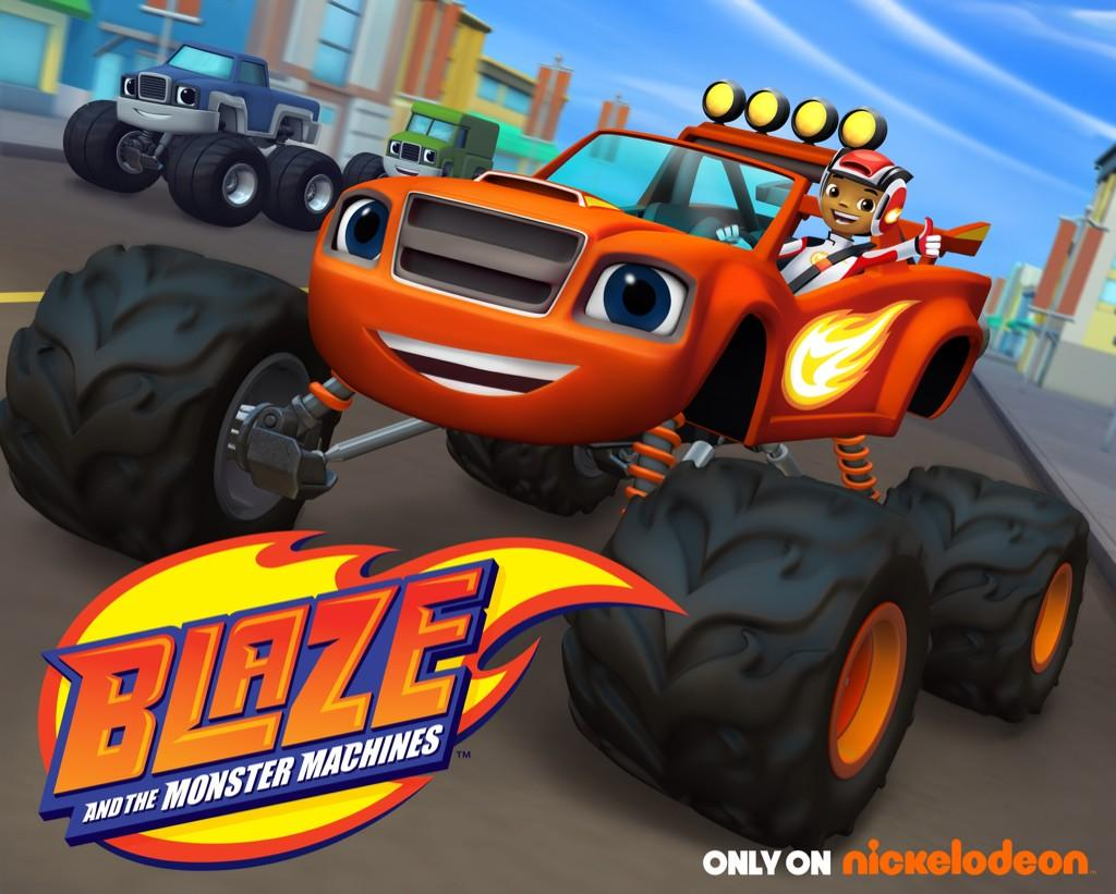 Blaze And The Monster Machines Colouring Pages And Twitter Party In The Playroom