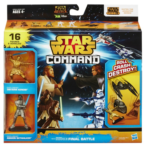 starwars command the final battle