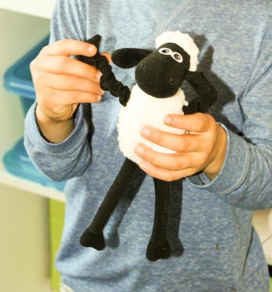 catapulting shaun the sheep