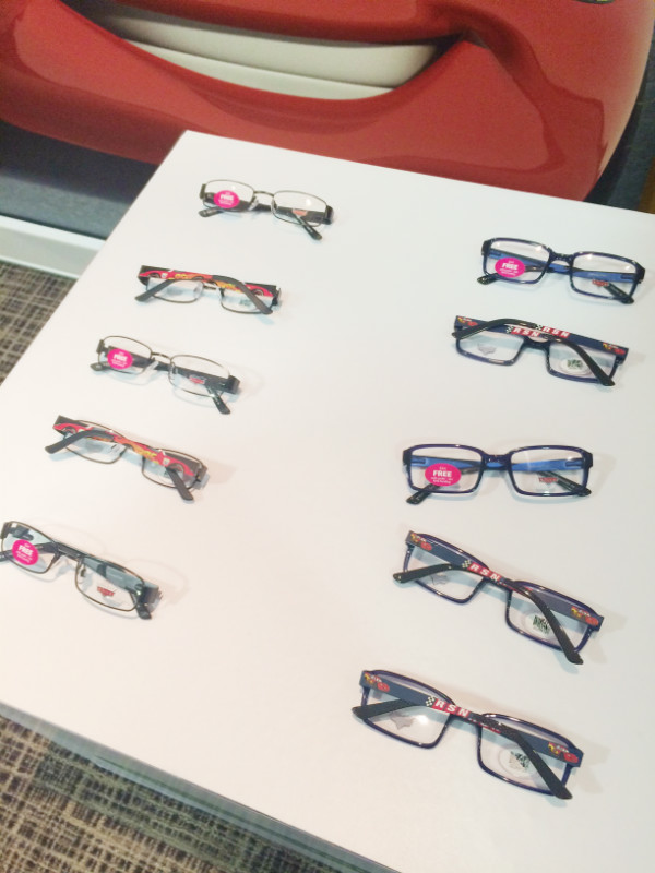 disney glasses from specsavers