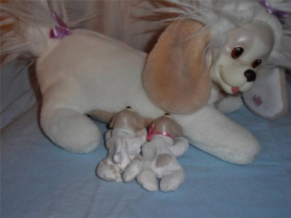 puppy surprise 90s toy