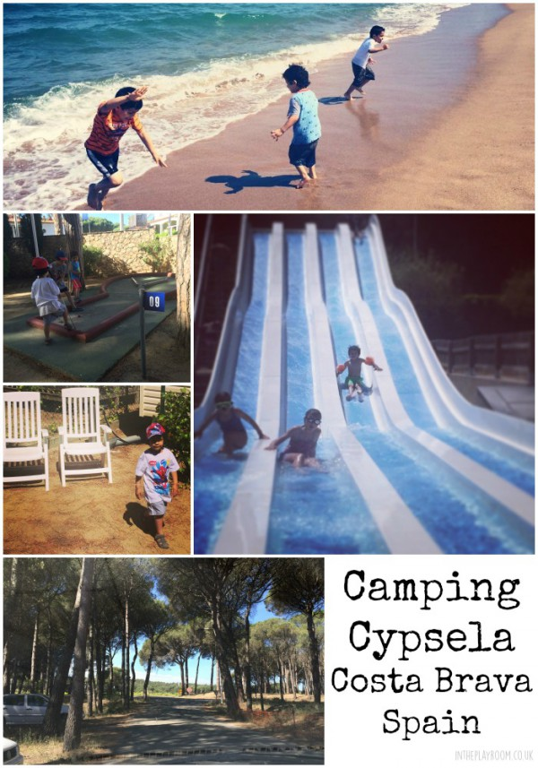 Camping Cypsela in Costa Brava Spain. A great relaxing family holiday destination, with lots of childrens activities