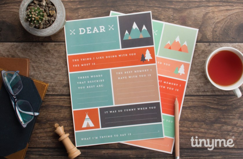 Dad Appreciation Printables for Father's Day