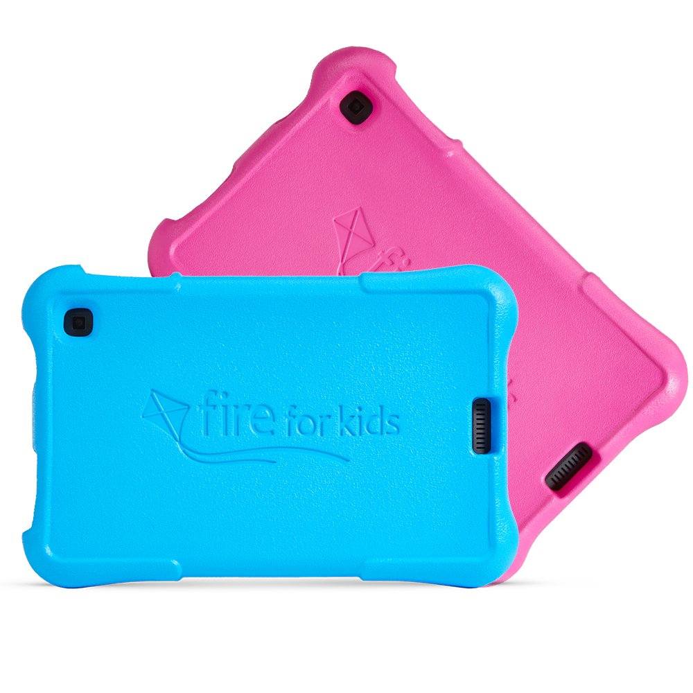 Fire HD Kids Edition Blue and Pink