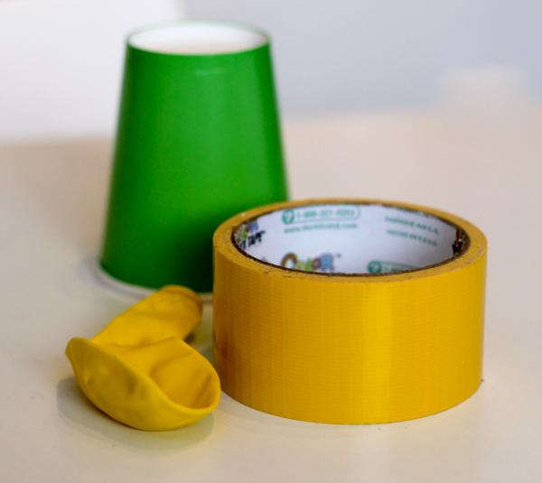 supplies for a pom pom shooter