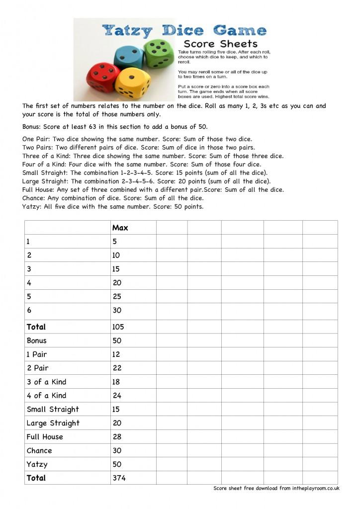 YatzyScoreSheet-InThePlayroom-page-001