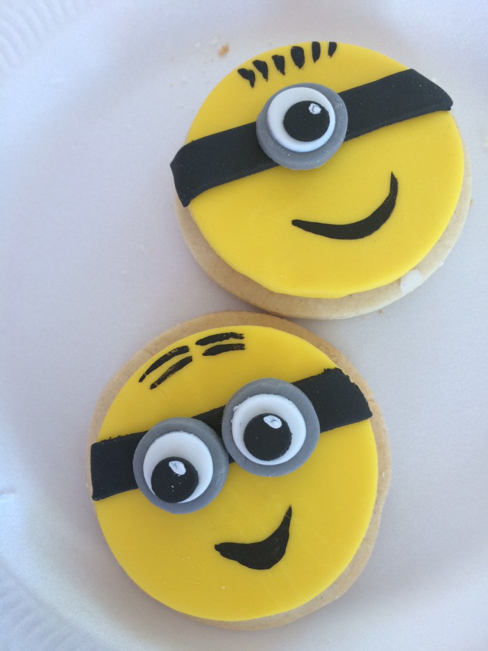 minions biscuits