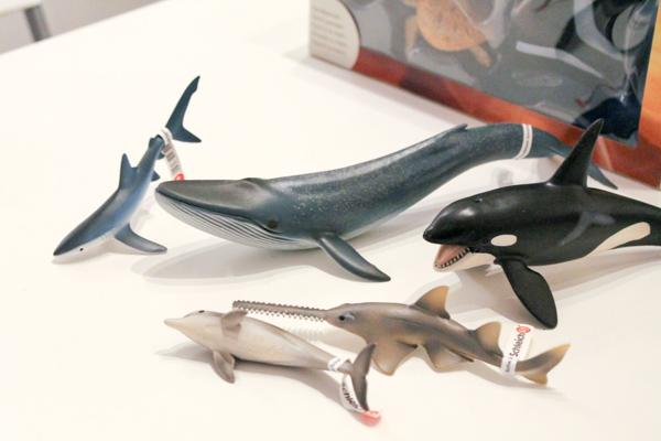 schleich ocean animals