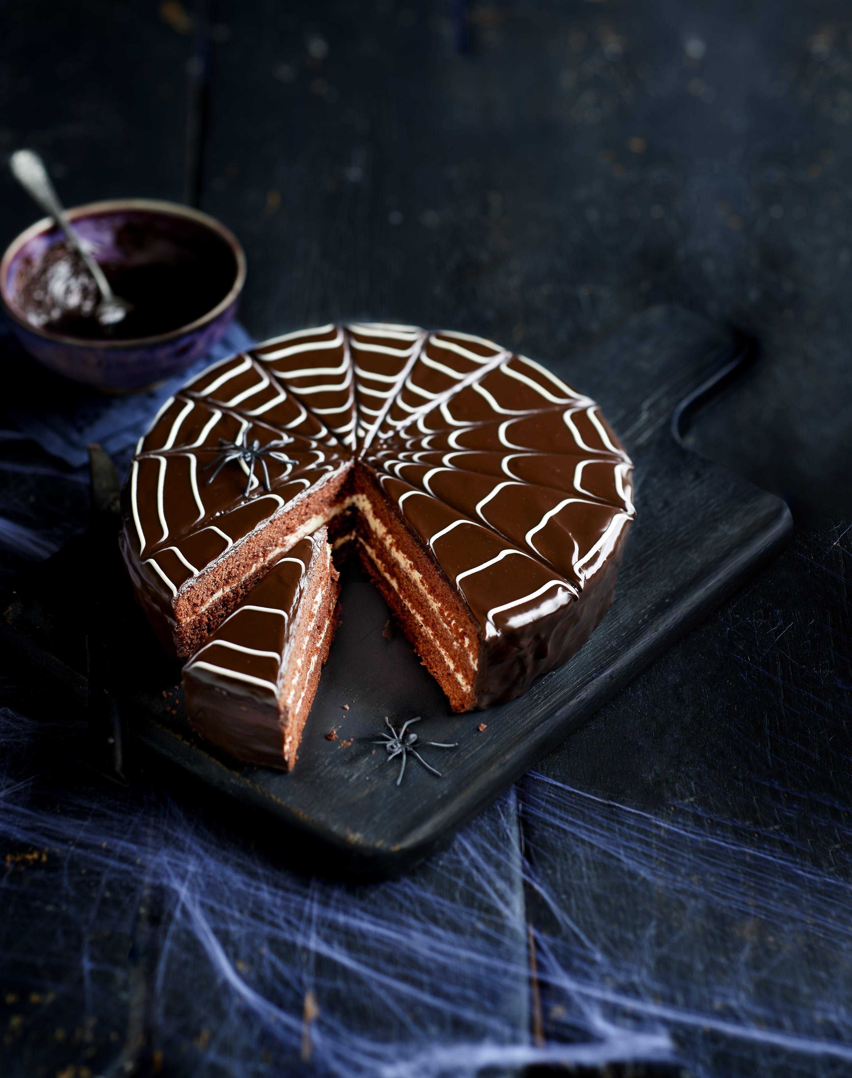Halloween Cake Recipe Waitrose
