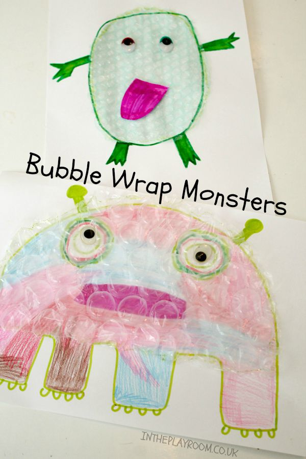bubblewrapmonsters