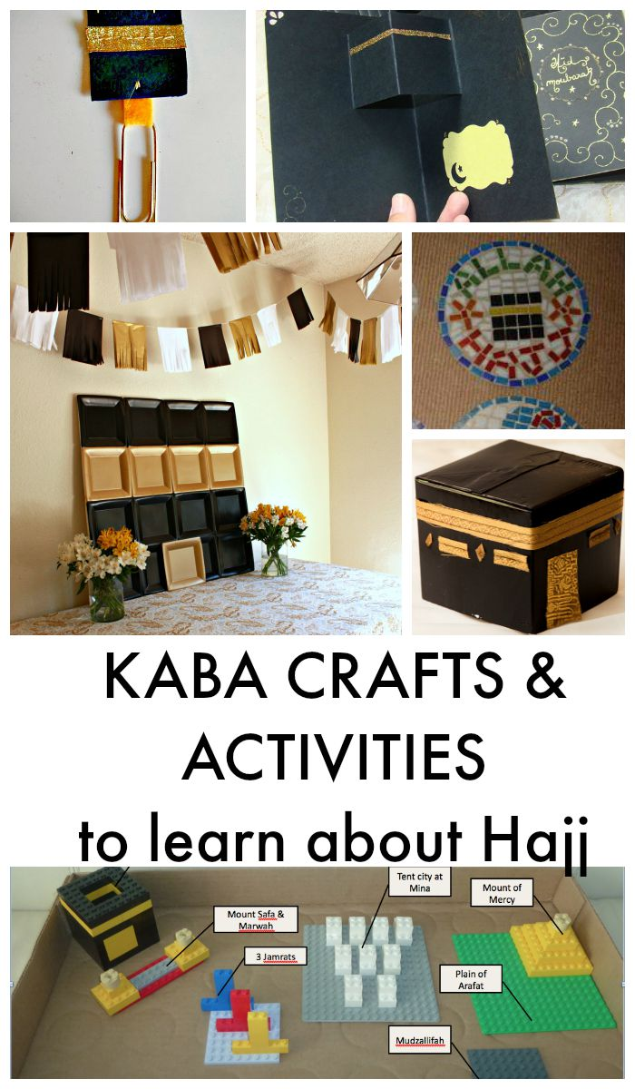 Art And Craft For Hajj