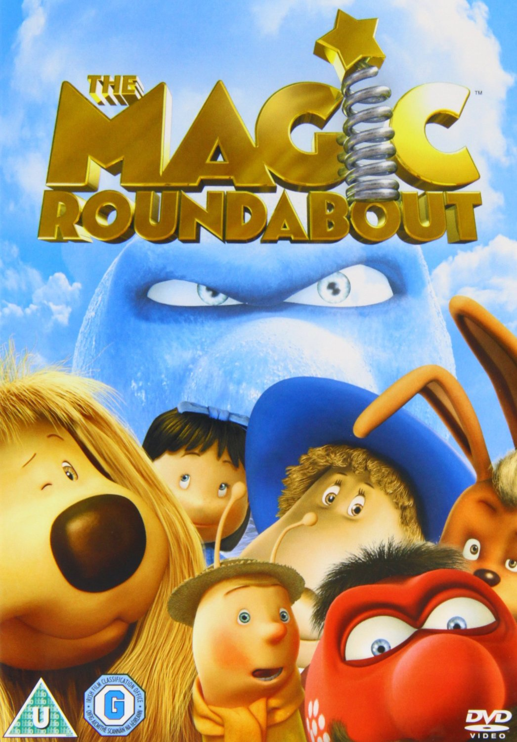 magic roundabout movie