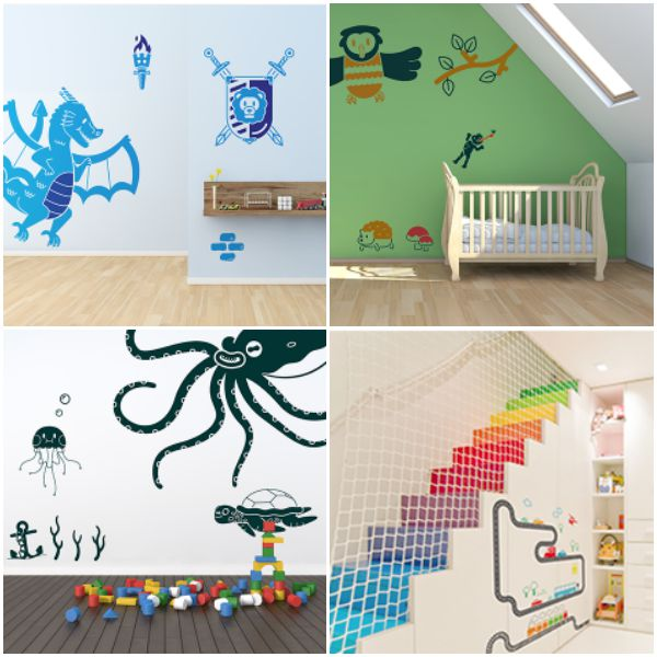 Free Printable Wall Stickers For Childrens Bedrooms · « Part 96