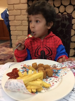 kids at brewers fayre