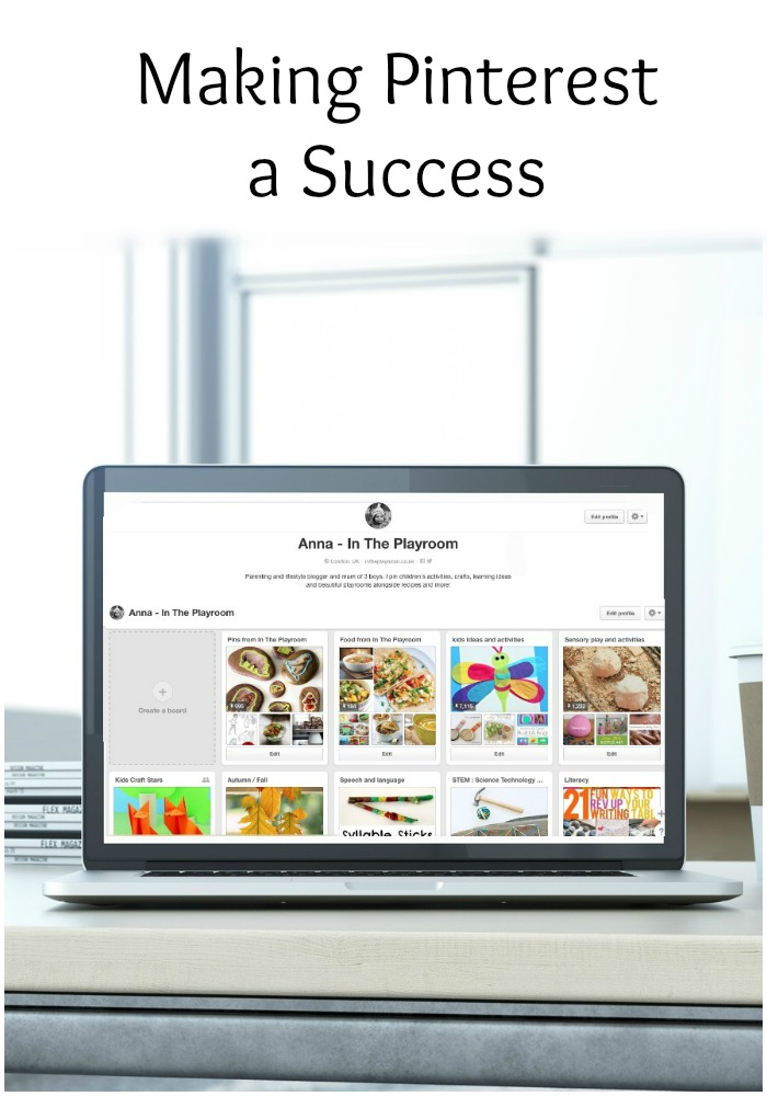 Making Pinterest a Success. Tips for using Pinterest to increase blog traffic, converting readers to Pinterest followers, optimising Pinterest images and more