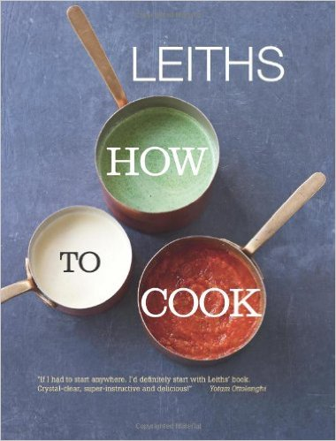 leiths how to cook cookery book