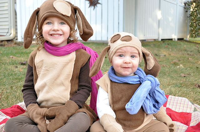 Puppy costume from This Heart of Mine