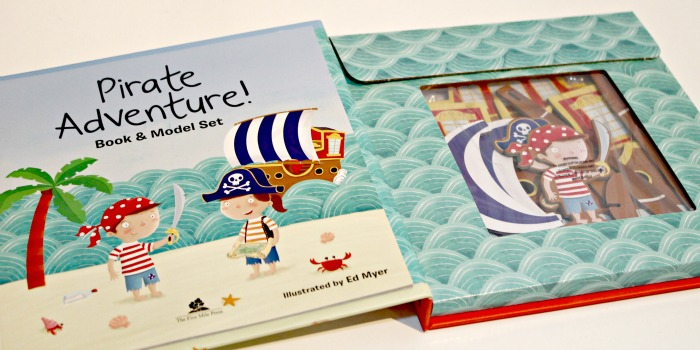 Aldi pirate adventure book