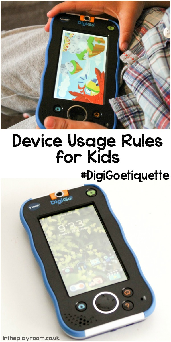 simple device usage rules for kids. How we limit our kids tablet use