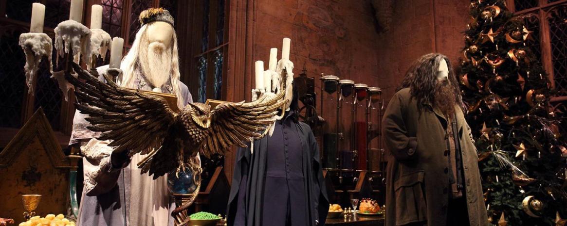Hogwarts-Snow