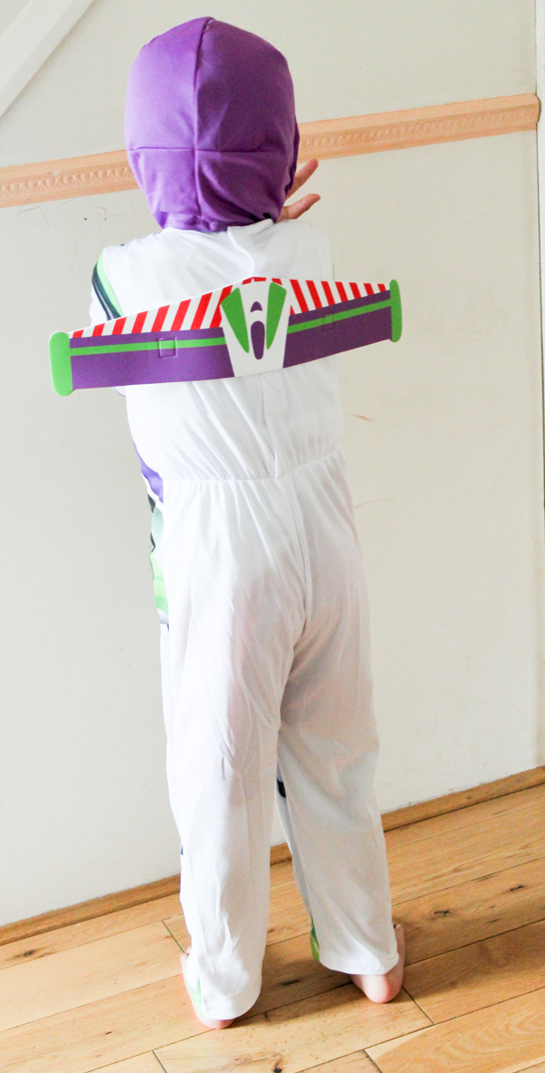 buzz lightyear costume wings