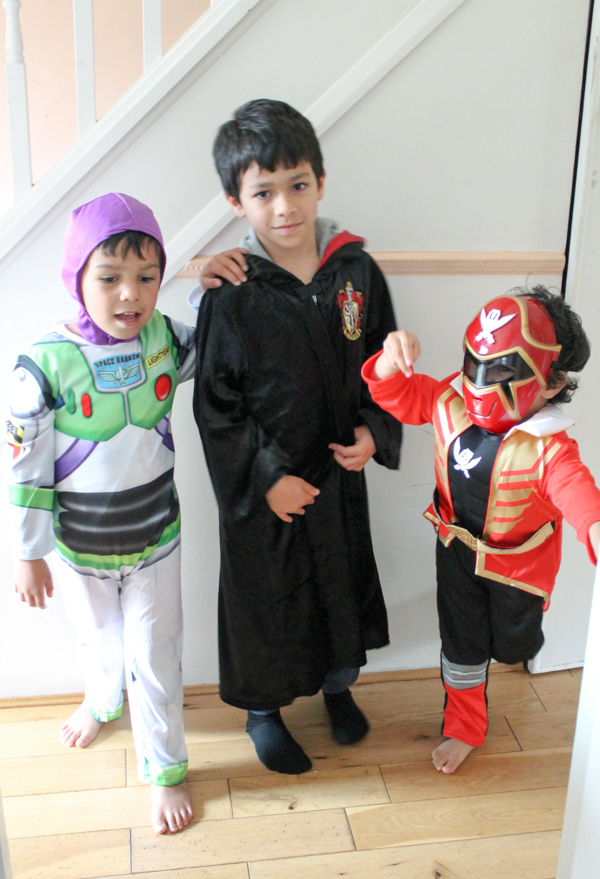 kids costumes from funwarehouse