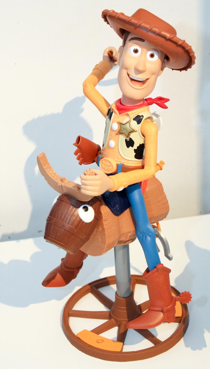 Disney Toy Story Bull Ridin' Woody
