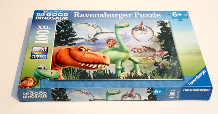 Ravensburger 100 piece puzzle Disney pixar the good dinosaur