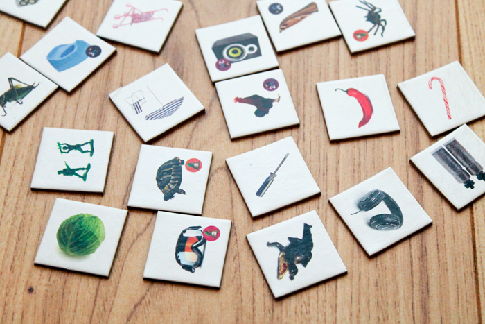 picture cards from who finds it first