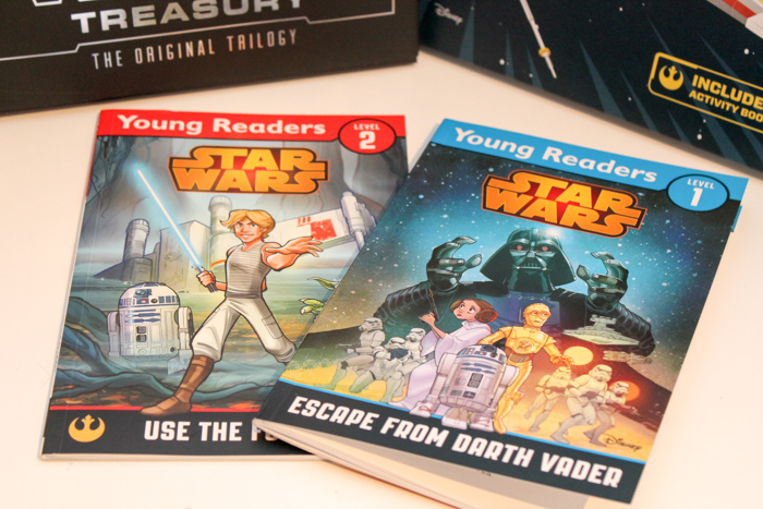 star wars young readers book
